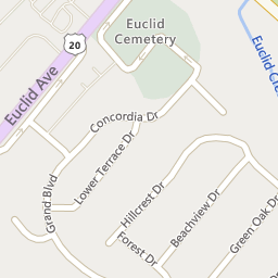 Briardale Apartments Euclid Ohio